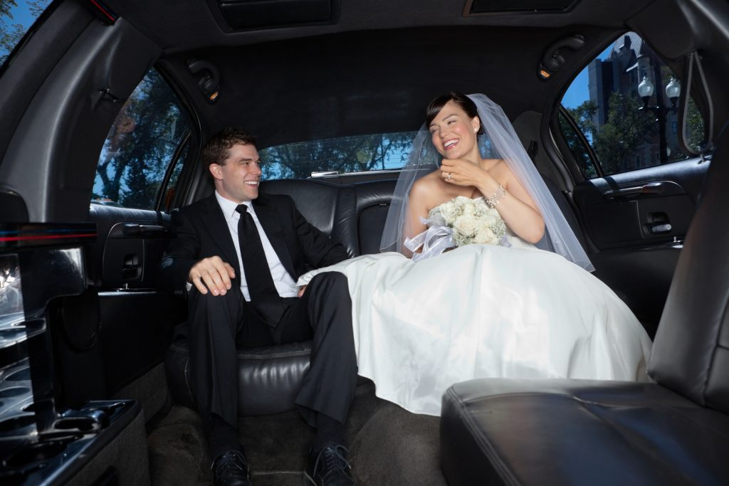 Southport CT Wedding Limo Service