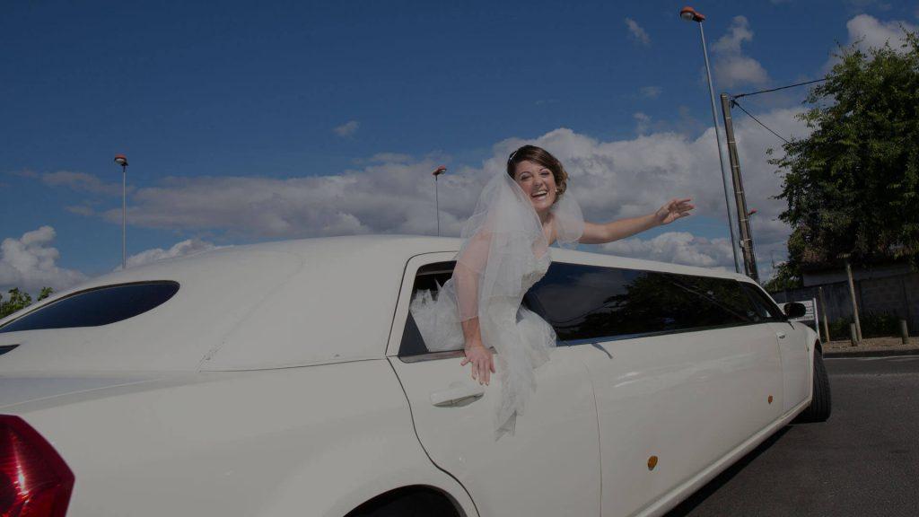 Shelton CT wedding Limousine